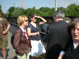 Krista Sager und Horst Becker A7