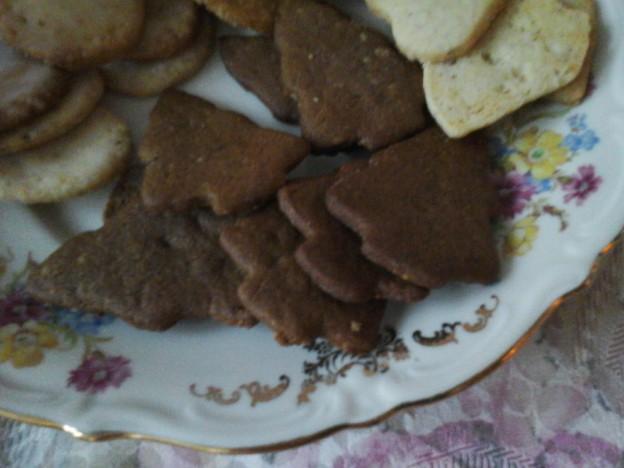 Braune Weihnachtskekse.Omas Braune Kekse Rezept Cornelia Kost
